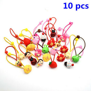 10PCS-Cute-Elastic-Rope-Ring-Hairband-Kids-Candy-Color-Hair-Band-Ponytail-Holder