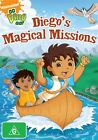 Go Diego Go! - Diego's Magical Missions (DVD, 2009)