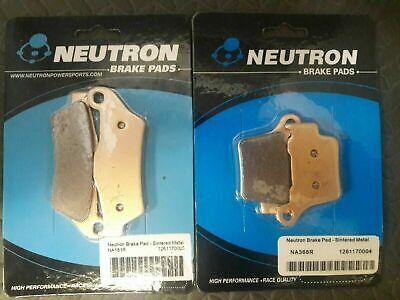Sintered Metal NA181R KTM-Neutron Front Brake Pad