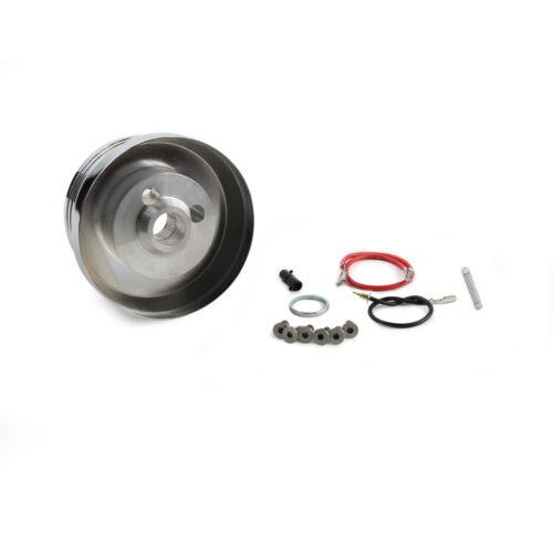 5 /& 6 hole billet steering wheel adapter boss kit fits Chevrolet Jeep Pontiac