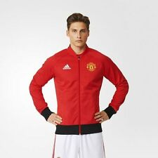 adidas Manchester United FC Anthem Jacket Size XS Red RRP £70 BNWT AI5401