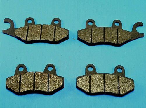 2012-13 Front Brake Pads For KAWASAKI Teryx4 750 KRT750 4x4