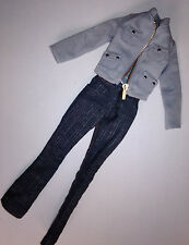 Barbie Bella Twilight Zipper Jacket & Jeans