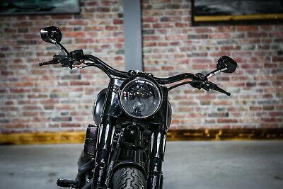 Schwingentasche  echt LEDER QUALITÄT BSB Customs Harley Davidson Softail
