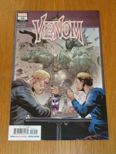 8.0 VENOM #16 MARVEL COMICS SEPTEMBER 2019 VF