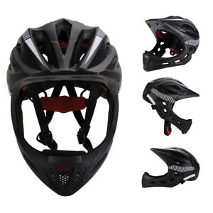 Kids Safety Children Full Face Helmet for Bike Scooter Bicycle Skate Board Cycle