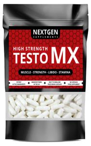 SEX PILLS FOR MEN (Strongest LEGAL Booster) Libido Testosterone Stamina eBay