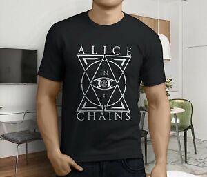 New Alice In Chains Flightless Rock Band Men/'s Black T-Shirt Size S to 5XL