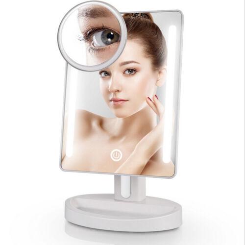 EE/_ 10X Anti-Fog Suction Cup Bathroom Shower Makeup Shaving Mirror Pores Magnifi
