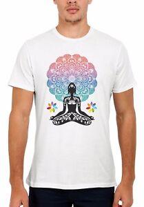 Aztec Yoga Bouddha Chakra Méditation Men Women Vest Tank Top Unisexe T Shirt 1516-afficher Le Titre D'origine