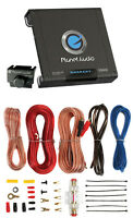Planet Audio Ac1500.1m 1500w Mono Car Audio Amplifier Amp Ac15001m+8 Ga Amp Kit on Sale