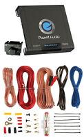 Planet Audio Ac1500.1m 1500w Mono Car Audio Amplifier Amp Ac15001m+8 Ga Amp Kit on Sale