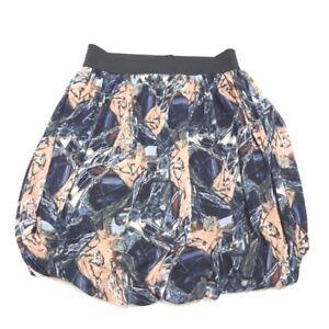 Vivienne-Vivienne-Tam-Womens-Bubble-Hem-Skirt-Size-XS