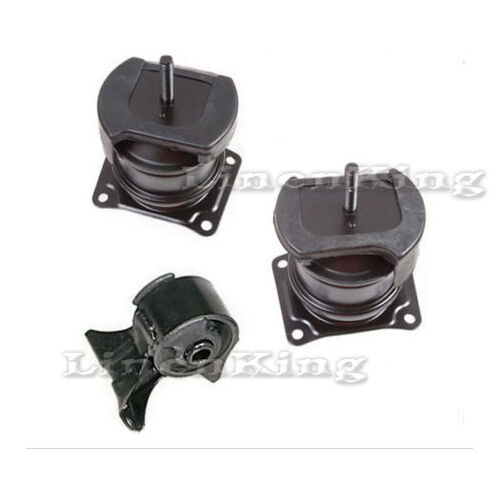 For 98-02 Honda Accord 3.0L Engine Motor Mount Front Rear Right Hydraulic