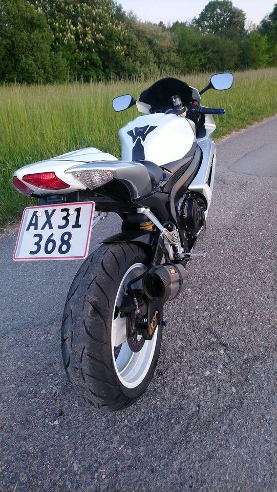 Suzuki, Gsxr K8, 600 ccm