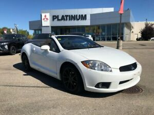 2012 Mitsubishi Eclipse GS | Convertible - Low KM - Rockford Sound System
