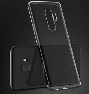 Samsung-Galaxy-S9-Hulle-Ultra-Slim-Silikon-Handy-Case-Cover-Schutz-Tasche-Schutz