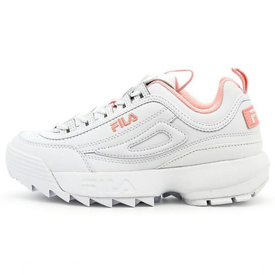 Shoes Sneakers White Pink FS1HTB1074X