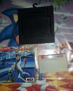 Sony-msx-lode-runner-box-game-box-game-no-instruction-leaflet