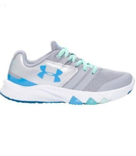 NEW Girl/'s Under Armour Shoes UA GPS PRIMED 1273996-941 Select Youth Sizes