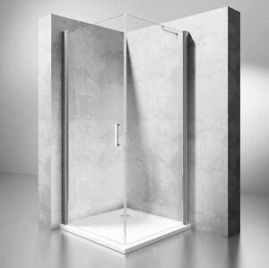 cabine de douche free space transparent 80x80 90x90. Black Bedroom Furniture Sets. Home Design Ideas