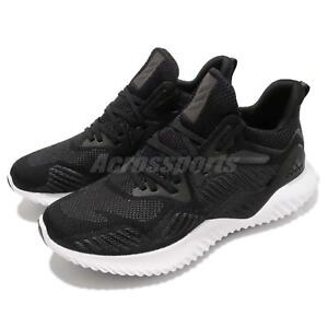 13d93efb5ca37 adidas Alphabounce Beyond M Bounce Black White Men Running Shoes ...