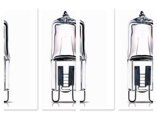 2 x Westinghouse 626 Wall Oven Halogen Lamp Light Bulb Globe WVE626S 94403170017