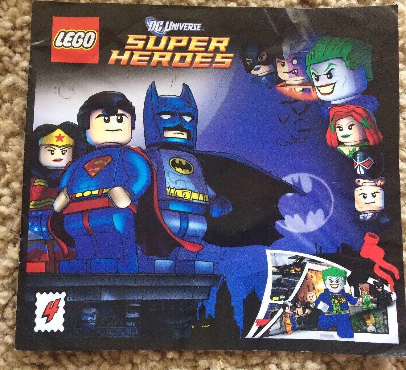 Lego Lego Lego Batman DC 6863 Batwing Battle Gotham City
