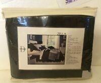 D Studio Zella Full Bedskirt 54 In X 75 In X 18 In Rn 58909 Brand