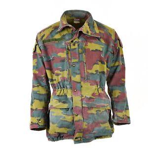 Original-Belgian-army-military-combat-M90-field-jacket-parka-JIGSAW-CAMO-surplus