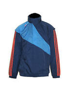 New Mens Adidas Predator All Weather Navy Rain Football Training Jacket S M L XL