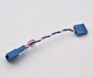 Brilliant Underseat Subwoofer Connector Harness Pigtail Cable Adaptor For Bmw Wiring Digital Resources Xeirawoestevosnl
