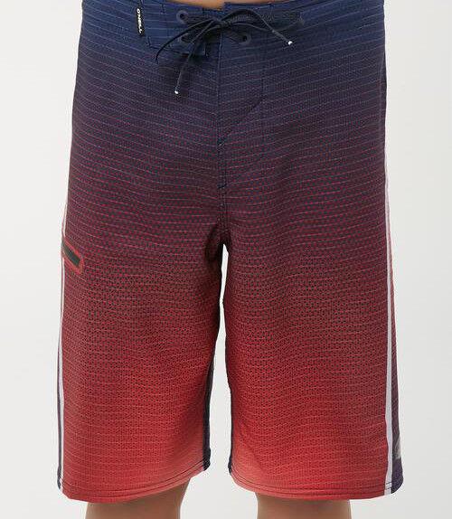 """O/'Neill Hyperfreak Men Coral 21/"""" Boardshorts Swimwear Sz 32"""