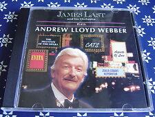 CD James Last - Andrew Lloyd Webber - gut !!! - The Phantom of the Opera