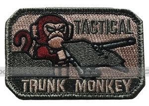 MilSpec-Tactical-Trunk-Monkey-ACU-Tactical-ISAF-USA-Military-Army-Badge-Patch
