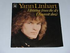 45 tours SP - YANN LINHART - VIBRATION FROM THE SKY - 1979