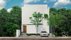 Casa en venta Residencial Aqua Cancun - DELFINED6