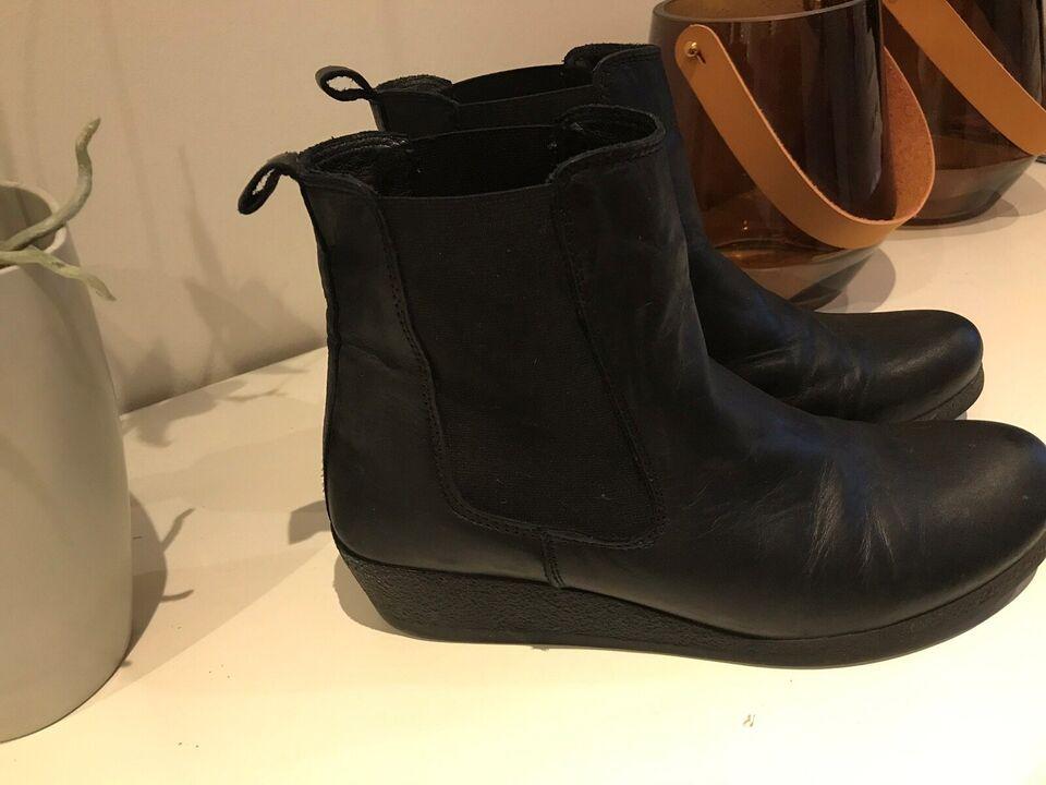 Støvletter, str. 39, Havanna shoes – dba.dk – Køb og Salg af
