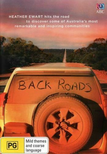 NEW Back Roads DVD Free Shipping