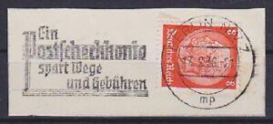 DR-Mi-Nr-517-mit-WS-Berlin-Postscheckkonto-spart-Wege-1936-auf-Briefstueck