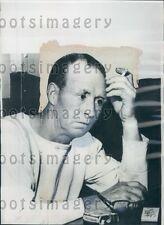 1953 Auto Theft Ringleader FBI Most Wanted Criminal Harden Kemper Press Photo