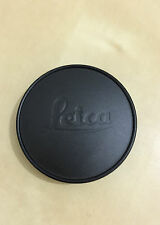New Leica 42mm Lens Cap for leica M lens (Metal -Black )