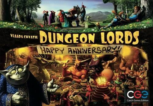 DUNGEON LORDS HAPPY ANNIVERSARY EXPANSION
