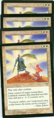 4 available Jabari/'s Influence Mirage
