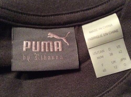 Graphic Women's By Medium Fenty Black Rihanna Puma nwt Hitoshi Sweatshirt Nomura 889183684876 wfBpnq6