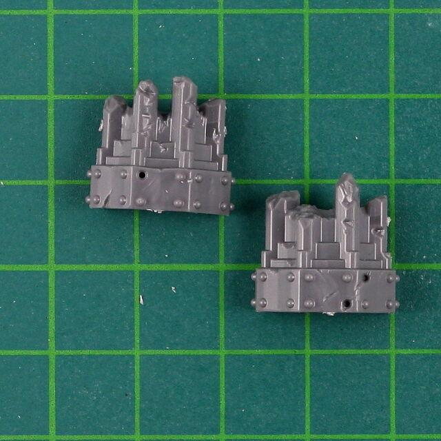 Sector Imperialis Ruins Small Broken Column Terrain Warhammer 40k