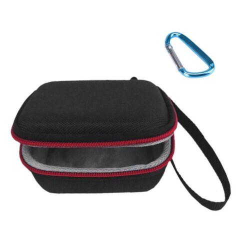 Carrying Storage Bag EVA Hard Case for JBL GO 2 Wireless Bluetooth Speaker