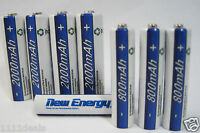 16 Rechargeable Batteries 8 Aa And 8 Aaa Precharged Energy