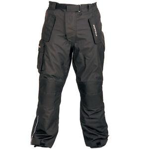 Buffalo-IMOLA-pour-hommes-impermeable-a-l-039-eau-Pantalon-moto-TEXTILE-HIVER
