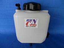 1.5 Qt. Electrolyte Bubbler Tank HHO Dry Cell Hydrogen Generator Gas KOH Safe!